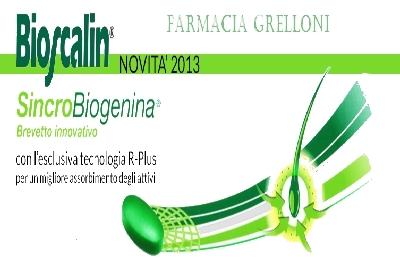 NUOVO Bioscalin con SincroBiogenina: Si tratta di un innovativo complesso, frutto della Ricerca Anticaduta giuliani, che associa all'azione dimostrata della CronoBiogenina un nuovo complesso di antiossidanti.
