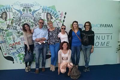 Cosmofarma di Bologna 2014